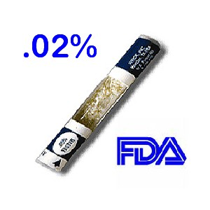 0.02% Breathscan Alcohol Test