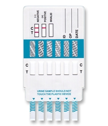 12 Panel Drug Test DOA-1124-011T
