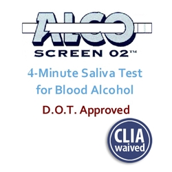 AlcoScreen 02 DOT Approved